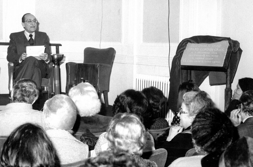 Pergola, 26 gennaio 1978. Ricordo di Rosmersholm