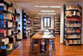 Biblioteca del Teatro della Pergola