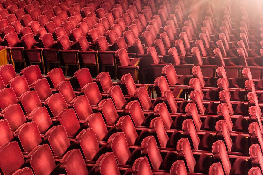 Teatro della Pergola - Foto Filippo Manzini