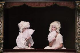 La vita del Teatro: i piaceri di Venere