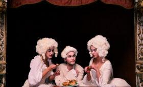 La vita del teatro: il cibo